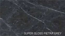 Orientbell MARBLE TOUCH Super Gloss Pietra Grey, For Flooring, Thickness: 9