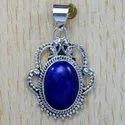 Fantastic Jasper Gemstone Designer Jewelry Beautiful Pendant SJWP-114