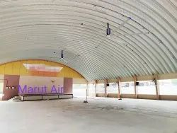HVLS Fans For Self Supported Roofing