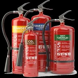 Dry Powder Type Eversafe Fire Extinguishers, For Offices