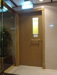 RE224 Wooden Fire Resistant Door