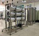 Industrial Automatic Reverse Osmosis Plant