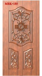 MRK 189 Wooden Door