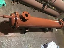 ABE Aluminium Finned Tube Heat Exchanger, For Hydraulic and Industrial Process
