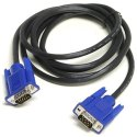 AX-647 VGA 15pin Male / VGA 15pin Male Cable