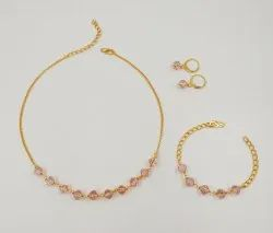 Golden Brass Baby Combo Set, Party