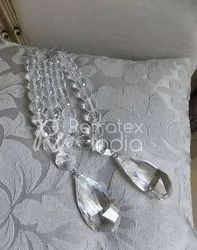 Crystal Beaded  Curtain Tieback