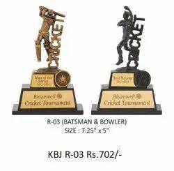 Batsman & Bowler Trophy