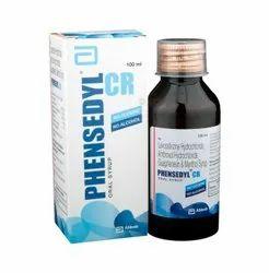 Phensedyl Syrup, Bottle Size: 100 ml