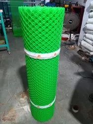 Green Plastic Safety Net, For Cricket Ground