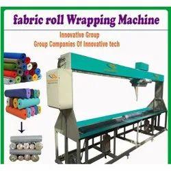 Fabric Roll Stretch Wrapping Machine