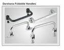 Darshana Folding Handles