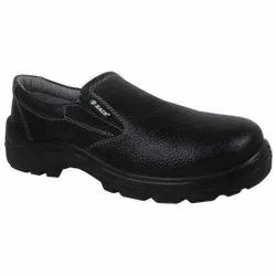 Zain ZM08 Without Lace PU Leather Safety / Industrial Shoes