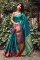 Kora Muslin Silk Saree