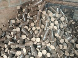 90mm Sawdust Briquette
