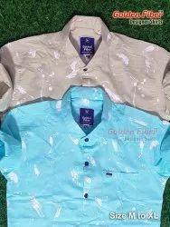 GoldenFiber Cotton Mens Casual Shirts