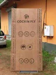 Cochin Ply Gurjan WPC Plywood, Thickness: 19mm, Size: 8x4