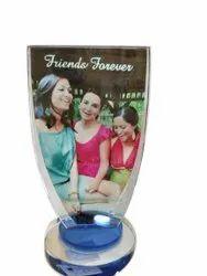 Crystal Photo Frame, For Gift