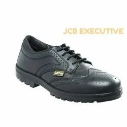 JCB Executive Leather Safety / Industrial Shoe