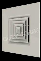 Aluminium Grid Diffuser