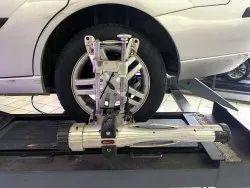 Manual Car Wheel Alignment Service