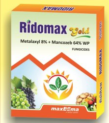 MaxEEma Metalaxyl 8% + Mancozeb 64% WP Fungicides