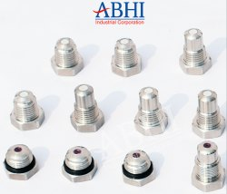 Spray Nozzle For Paper Industry