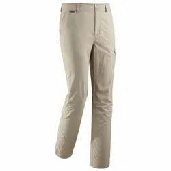 Plain Casual Wear Mens Cargo Cotton Pant