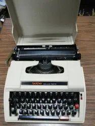 Brother 750 Portable Typewriter