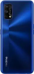 Blue Slim Realme 7 Pro Mobile Phone 64gb Rom 4gb Ram, Android V10 (q), Dimension: 164.1mm X 75mm X 8.9mm