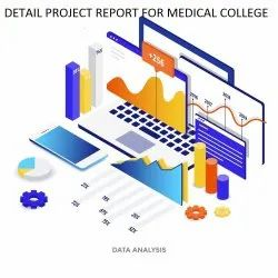 Soft Copy Medical College Project Report Service