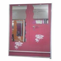 Pink Dressing Oil Paint Almirah