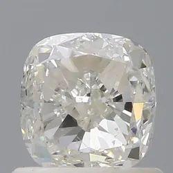 Cushion 1ct H SI1 IGI Certified Natural Diamond