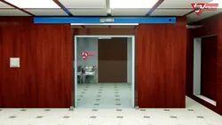 Automatic Glass Door