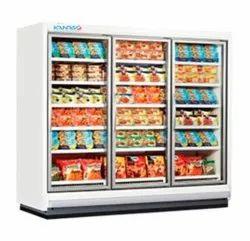 Kanaso Remote Freezer, Capacity: 200 L, Number of Basket: 6