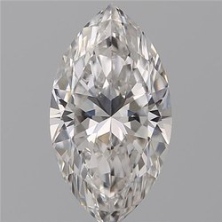 Marquise 0.71 G SI1 GIA Certified Natural Diamond
