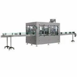 Semi-Automatic Bottle Filling Machine