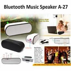 Bluetooth Speaker A-27, 8ohm
