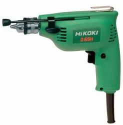 Hitachi (Hi Koki) 6.5 mm Drill - Model : D6SH, 4500 Rpm, 240W