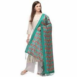 Blended Silk Printed Dupatta