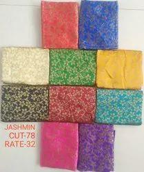 Jasmin Jacquard Blouse Fabric