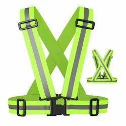 Safety / Industrial Elastic Heavy Quality Cross Belt