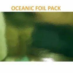 Green Metallic Laminated Non-Woven Fabric Exporter