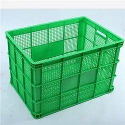 Plastic  Stackable Crate