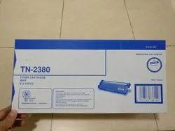 Genuine Brother TN-2380 Black Toner Cartridge Original