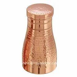 Divian Pure Copper Bedside Carafe