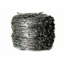 Hot Dip Galvanized Iron Barbed Fencing Wire