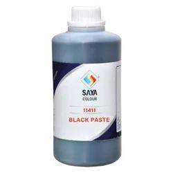 Black 7 Pigment Paste For Soap