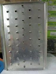 Slide Tray Aluminium
