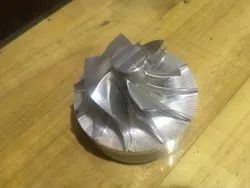 Aluminium Meso And Micro 5 Axis Machining Center, For Aerospace, Model Name/Number: Ethereal Halo